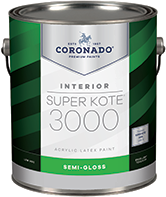 Alamo Paint & Decorating® Super Kote 3000 is newly improved for undetectable touch-ups and excellent hide. Designed to facilitate getting the job done right, this low-VOC product is ideal for new work or re-paints, including commercial, residential, and new construction projects.boom