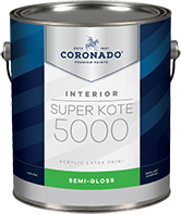 Alamo Paint & Decorating® Super Kote 5000 is designed for commercial projects—when getting the job done quickly is a priority. With low spatter and easy application, this premium-quality, vinyl-acrylic formula delivers dependable quality and productivity.boom