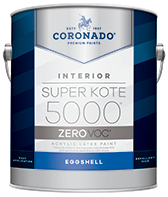 Alamo Paint & Decorating® Super Kote 5000 Zero is designed to meet the most stringent VOC regulations, while still facilitating a smooth, fast production process. With excellent hide and leveling, this professional product delivers a high-quality finish.boom